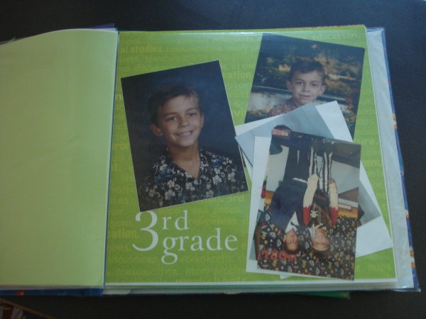 School Scrapbooks