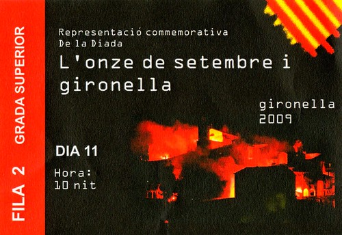 L'Onze de Setembre i Gironella