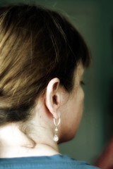 composed (tamelyn) Tags: selfportrait me self neck earring calm ear curl 365 day70 composed nape isuppose 365days 365v20 whichisbetterthanbeingdecomposed