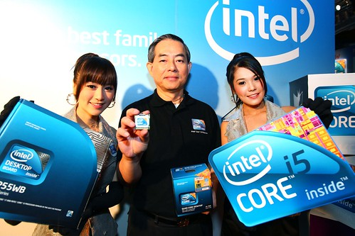 Intel Core i5 Announcement