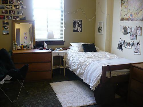 Dorm Room Framed Photo Collages