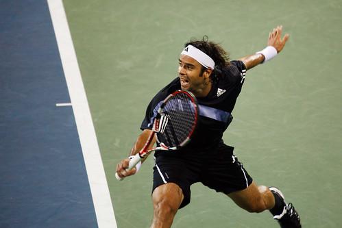 Fernando Gonzalez, 2009 US Open
