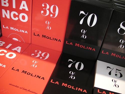 La Molina Schokolade