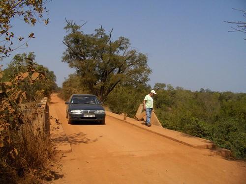 Pirada, Guiné Bissau
