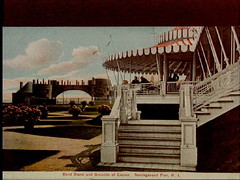 a1755 (Providence Public Library) Tags: casino bandstand narragansett postcardcollection narragansettpier narragansettpierri rhodeislandimages pc7495
