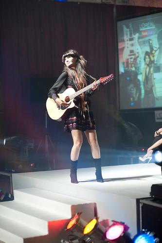 【髮型秀】萊雅2009秋冬發表 謠滾世代