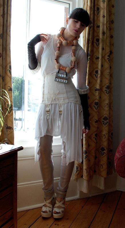 DIY Lanvin necklace by Queen Michelle 3