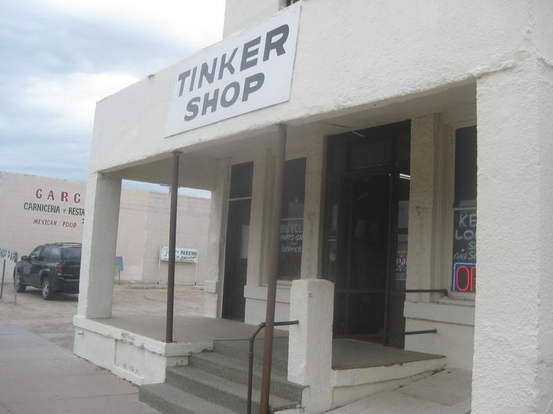 Tinker Shop