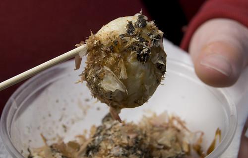 takoyaki japanese octopus balls 2