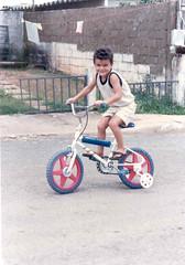 Marco Gomes criança