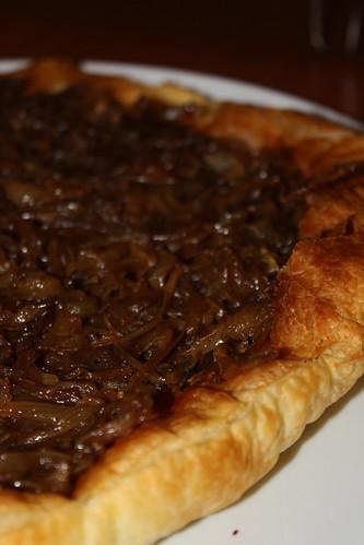 Tarte à l'Oignon - Onion Pie