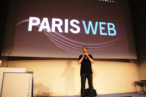 Paris Web 2009