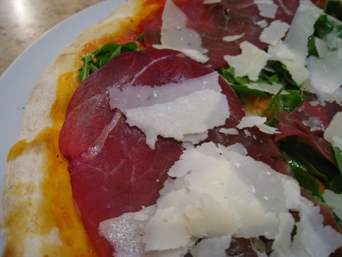 Closer look at the Bresaola