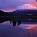Trillium Lake by dannotti