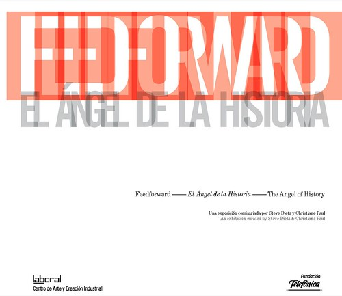 Title page, FEEDFORWARD catalog