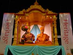 Diwali & New Year 2066 323 (KiranParmar) Tags: festival indian leicester diwali hindu 2009 deepavali swaminarayan belgraveroad happydiwali 2066