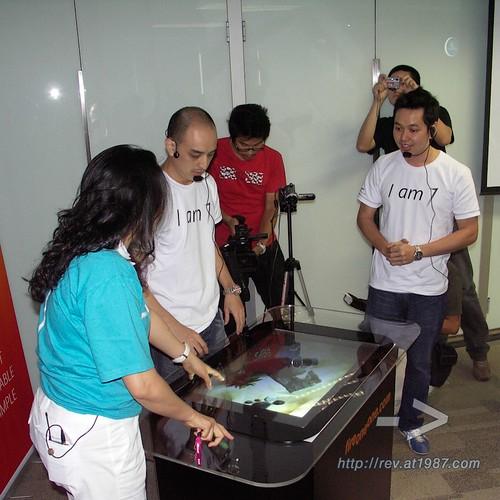 Windows 7 Thailand Official Announcement