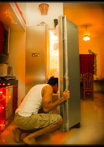 Day 024/365   New Refrigerator :)
