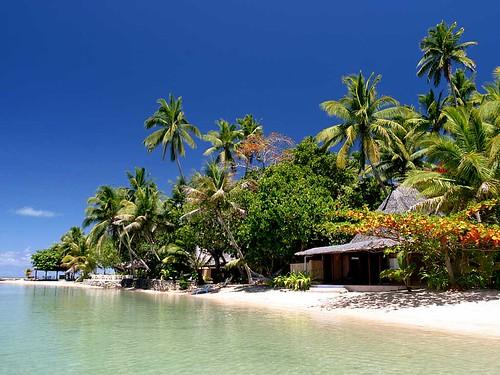 Fiji - one of 303 islands. Found on flickr