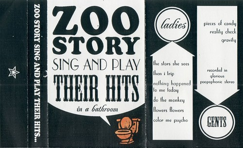 Zoo Story - Sing and Play Their Hits in a Bathroom