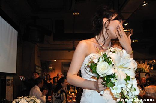 友達の結婚式の二次会