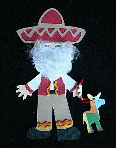 Mexican Santa