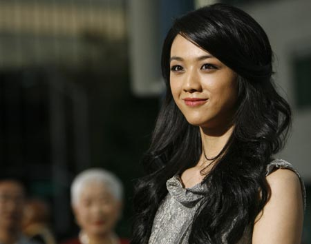 """Tang Wei to star in """"Late Autumn"""""""