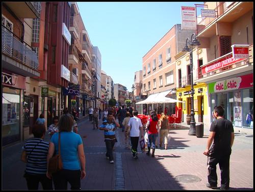 Calle Madrid (3), Getafe