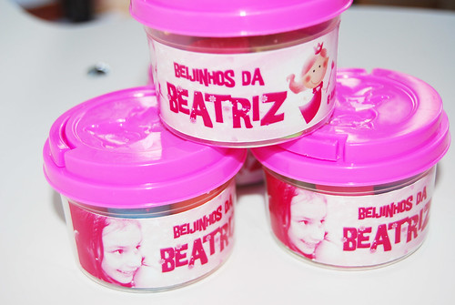 Plasticinas Princesa Beatriz