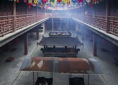 Shezhuang Temple, Shanghai (YG Low) Tags: fujifilm canon 60d tokina 1224 shanghai china temple architecture tokinaaf1224mmf4