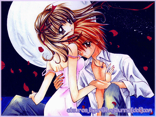 cute anime couple. cute anime couple 8