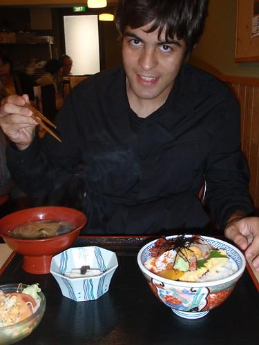 Comida de Sumo