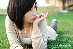 Eve (AehoHikaruki) Tags: life light portrait people cute girl beautiful fashion photo nice interesting nikon asia sweet album great chinese hsinchu taiwan lazy lovely      d80