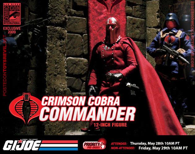 the gijoe movie fanblog 16 crimson cobra commander