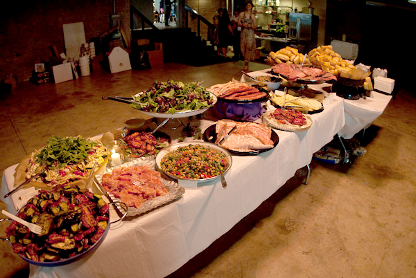 Catering Your Own Wedding The Basics Forkable