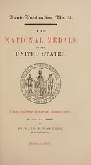 McSherry National Medals of the U.S