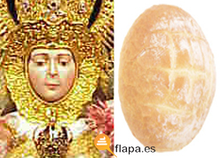 parecidos razonables virgen vs mollete
