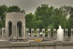 World War II Memorial (Sabreur76) Tags: geotagged dc washing