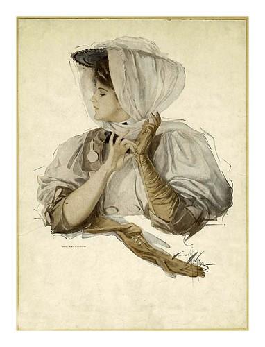023- Sombrero de mujer 1907