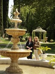 _G310163 (Rawbert A. Wagner) Tags: california wedding fountain hotel michelle delta waters sacramento mansion debbie grandislandmansion rawbertawagner