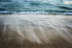 Beach (Luis Hernandez - D2k6.es) Tags: summer beach water azul photoshop agua playa 2009 retoque mongat
