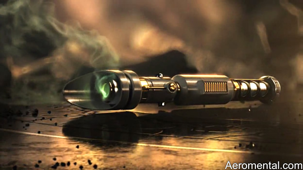 Star Wars Old Republic lightsaber
