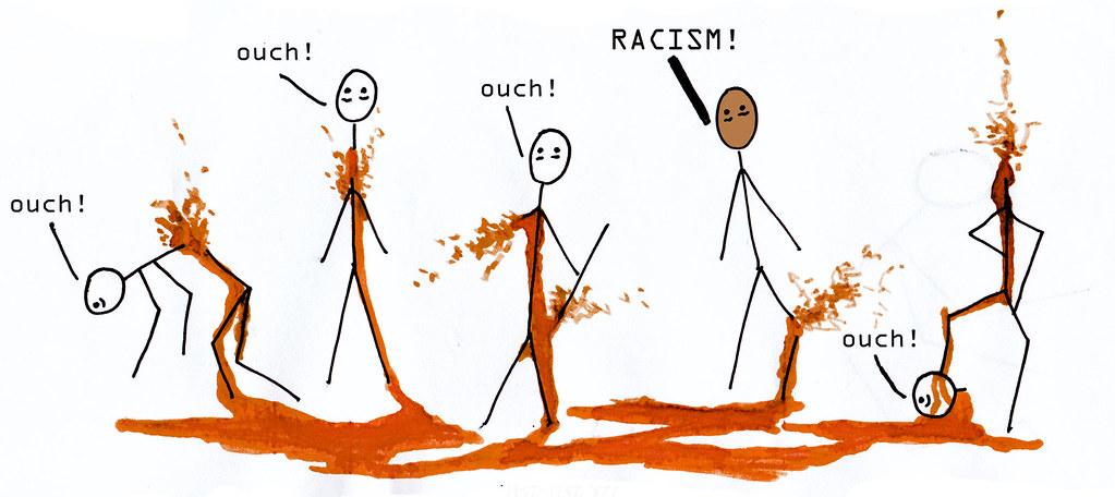 Racism Machas
