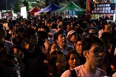 Tiananmen 20th Anniversary (Richo in OZ) Tags: hongkong victoriapark tiananmen candlelightvigil june4 tiananmen20thanniversary