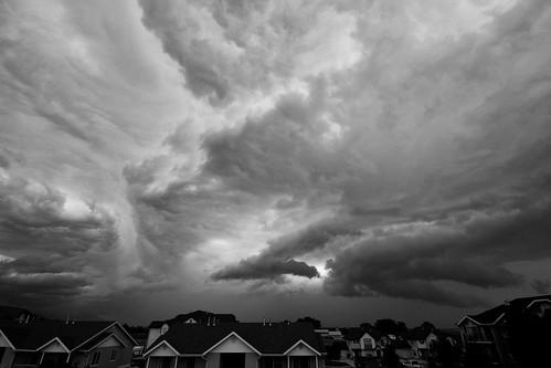 Massive Storm Front