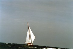 Gulf of Carpentaria/Arafura Sea (rona.h) Tags: 1992 cacique gulfofcarpentaria tethys ronah sailboatsandsailing arafurasea vancouver27 bowman57