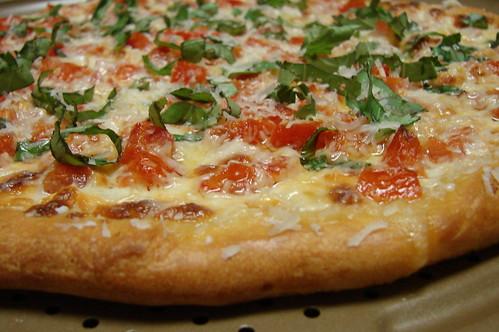 Pizza Margherita Crust