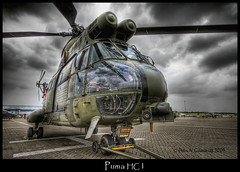 Royal Air Force Puma (grimmo1) Tags: chopper satellite camo helicopter infrared gps chaff pilot blades radar nightvision flares raf ils wso rotors gpmg