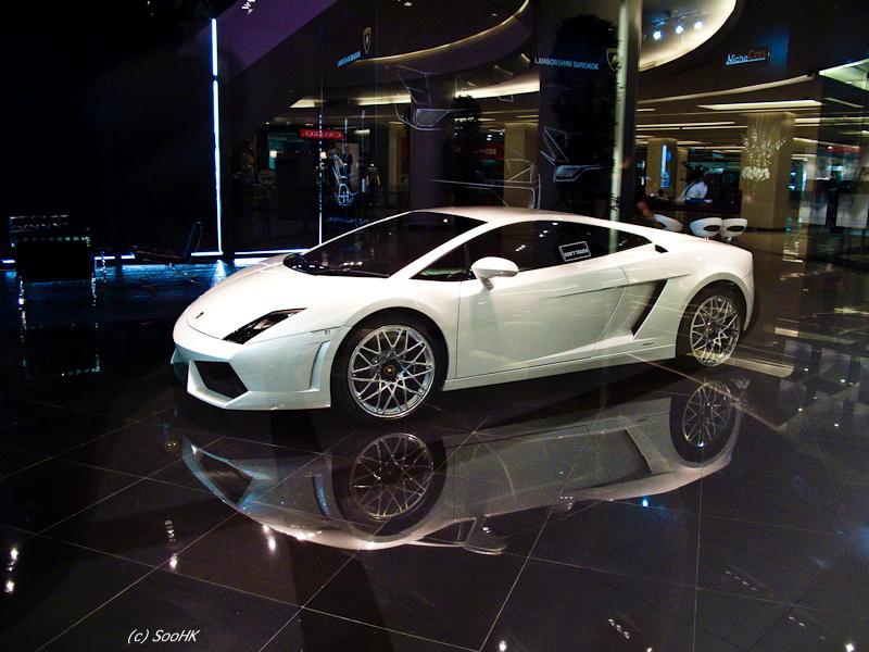 My Car? @ Siam Paragon,  Bangkok, Thailand
