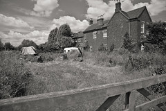 House on Stantion Road (Chris Hills) Tags: bw leicestershire f80 ef24105mmf4lisusm hemington 1500sec canoneos5dmarkii nwlleic